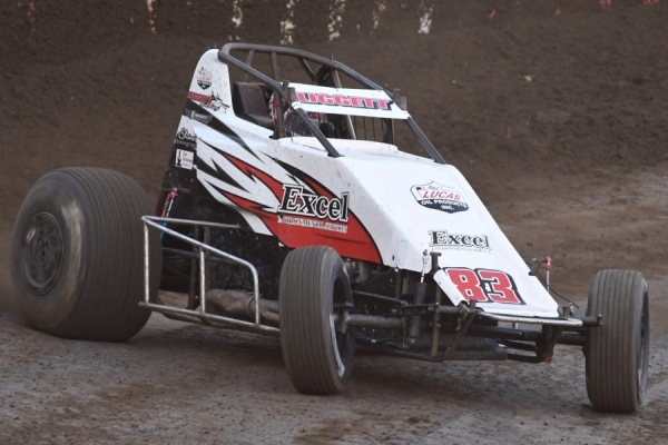 #83 Austin Liggett, 2018 USAC West Coast Champion