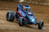 Defending Tri-City winner and most recent USAC AMSOIL National Sprint Car winner Tyler Courtney.