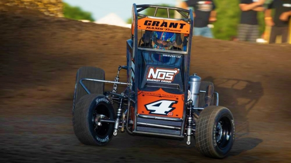 FAST TIMES AT PORT CITY; GRANT RIDES WAVE TO T-TOWN MIDGET SHOWDOWN VICTORY