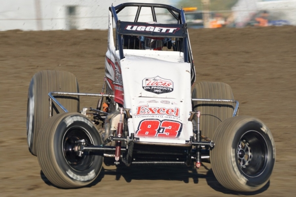 #83 Austin Liggett wins at Hanford.