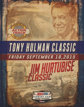 """HULMAN/ HURTUBISE CLASSIC"" FRIDAY AT TERRE HAUTE"