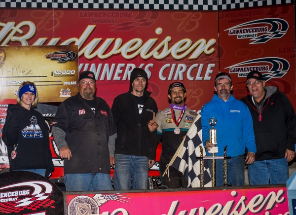 "MESERAULL TAKES TEN GRAND WITH LAWRENCEBURG ""FALL NATIONALS"" TRIUMPH"