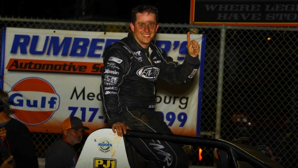 BACON THE LAST MAN STANDING IN DRAMA-FILLED WILLIAMS GROVE 100
