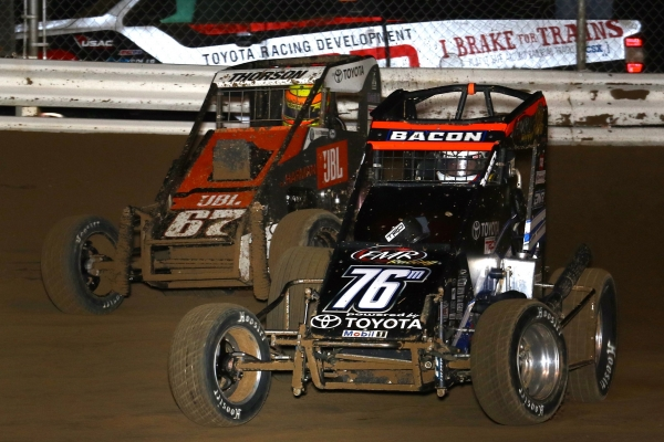 BACON A BEAST IN JASON LEFFLER MEMORIAL SCORE AT WAYNE CITY
