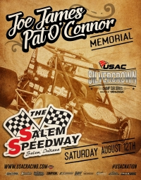 "RACEDAY: Salem - ""Joe James/Pat O'Connor Memorial"" - Aug. 12, 2017"