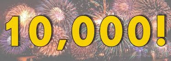 USAC REACHES HISTORIC 10,000TH EVENT!