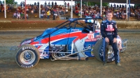 Jerry Coons Jr., 2008 USAC Silver Crown champion.