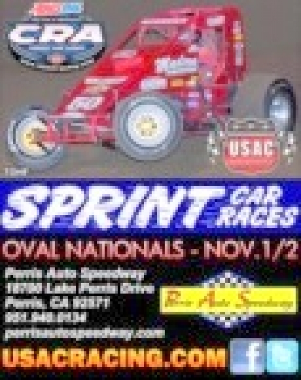 NATIONAL & USAC/CRA FINALES AT THE PAS