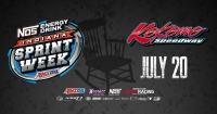 EVENT INFO: KOKOMO INDIANA SPRINT WEEK - 7/20/2019
