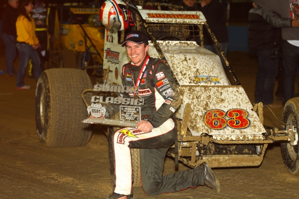 "SWANSON STOMPS ""SUMAR CLASSIC"" SILVER CROWN FIELD AT TERRE HAUTE"