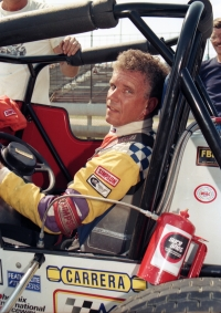 1994 USAC Silver Crown champion Jimmy Sills.