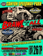 "WEST COAST, SOUTHWEST SPRINTS ""BRAWL FOR IT ALL"" AT PEORIA"