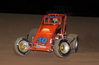 Charles Davis Jr. now has 8 career USAC wins to his credit.