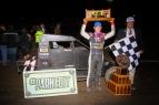 LARSON CARVES UP TURKEY NIGHT WIN #2; THORSON TASTES FIRST USAC NATIONAL MIDGET TITLE