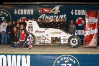 Kody Swanson is now a 4-time USAC Silver Crown driver champion. His team, DePalma Motorsports, recorded its 5th consecutive USAC Silver Crown owner title.