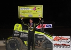 STOCKON'S FIRST KOKOMO WIN CAPS SMACKDOWN NIGHT 2