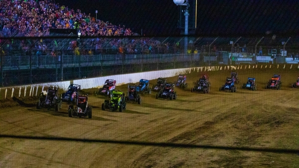 BC39 AT THE DIRT TRACK AT IMS CANCELED