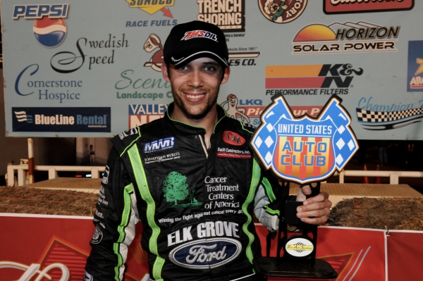 Bryan Clauson wins at Perris