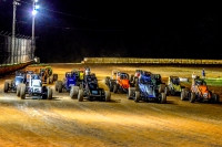 USAC WINGLESS SPRINTS OKLAHOMA 2019 SCHEDULE RELEASED