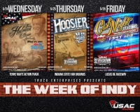 USAC WEEK OF INDY JUST OVER TWO MONTHS AWAY; HUGE DISCOUNT AVAILABLE VIA SUPERTICKET