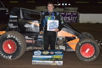 Brady Bacon Wins at Canyon.