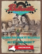 """BELLEVILLE MIDGET NATIONALS"" START THURSDAY"