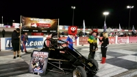 Jeff Kelley wins at LVMS!