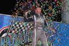 SUNSHINE SWEEPS HIS WAY TO KNOXVILLE REDEMPTION