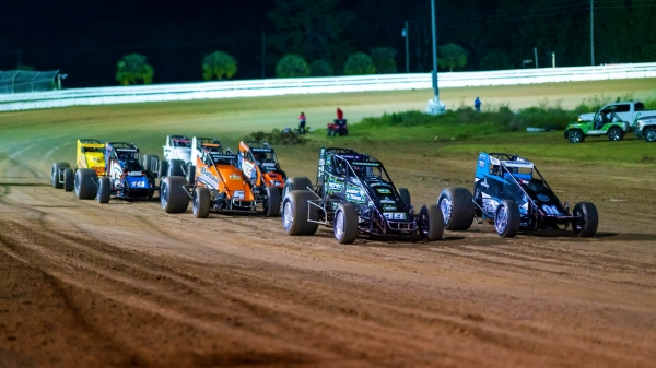 THE WAIT IS OVER: USAC SPRINTS SATURDAY AT 34 RACEWAY