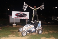 WEYANT GETS 1ST USAC SCORE AT CANTON