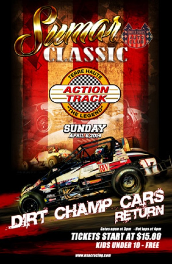 "DARLAND 1ST ""SUMAR CLASSIC"" ENTRY AT TERRE HAUTE"