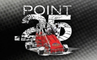 RANKINE TAKES 20-LAP SPEEDROME OPENER