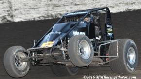 #5 Logan Williams – 8th in USAC/CRA Point Standings.