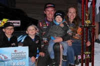"Kody Swanson won his third career Hemelgarn Racing/Super Fitness ""Rollie Beale Classic"" Friday night at Toledo (Ohio) Speedway."
