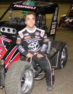 "ABREU RESUMES MIDGET TITLE CHASE AT ""4-CROWN"" SATURDAY"