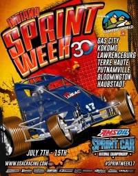 PUTNAMVILLE ISW POSTPONED BY RAIN; RESCHEDULED FOR SUNDAY, JULY 16