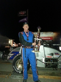 Shawn Buckley wins at LVMS.