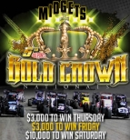 "RAINS FORCE ""GOLD CROWN"" NIGHT 1 CANCELLATION"