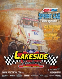 FREE T-SHIRT WITH 2-NIGHT TICKET PURCHASE FOR LAKESIDE JUNE 25-26