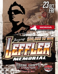"HINES, THORSON, THOMAS IN ""LEFFLER"" SPOTLIGHT FRIDAY"