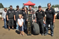 Kody Swanson took DePalma Motorsports to their fourth victory of the season on Sunday Springfield!