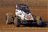 Kyle Cummins, 11th in Indiana Sprint Week presented by Camping World points.