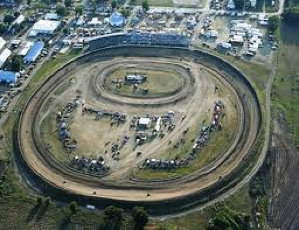 The famed Belleville High Banks are poised for USAC's visit this week.