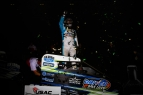 GRANT GETS USAC NATIONAL MIDGET WIN #1 AT SHAMROCK CLASSIC