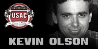 KEVIN OLSON: USAC HALL OF FAME CLASS OF 2016
