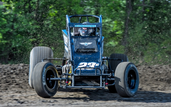 TOPP Motorsports #23c Tyler Courtney