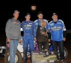 SHANE GOLOBIC SHINES AT PLACERVILLE