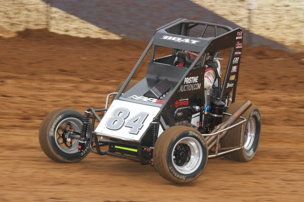 "Chad Boat, a winner at Ventura in September, is among the 52 drivers entered so far for the Nov. 23rd ""Turkey Night Grand Prix."""