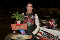 "Austin Liggett Wins ""Battle at the Beach #1"" at Ventura"