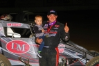 BACON FEASTS AT VENTURA FOR USAC WEST COAST SPRINT WIN